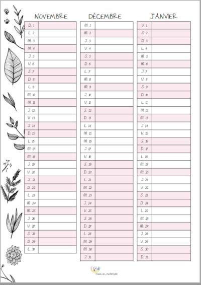 calendrier-annee