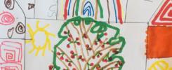 arbre joyeux
